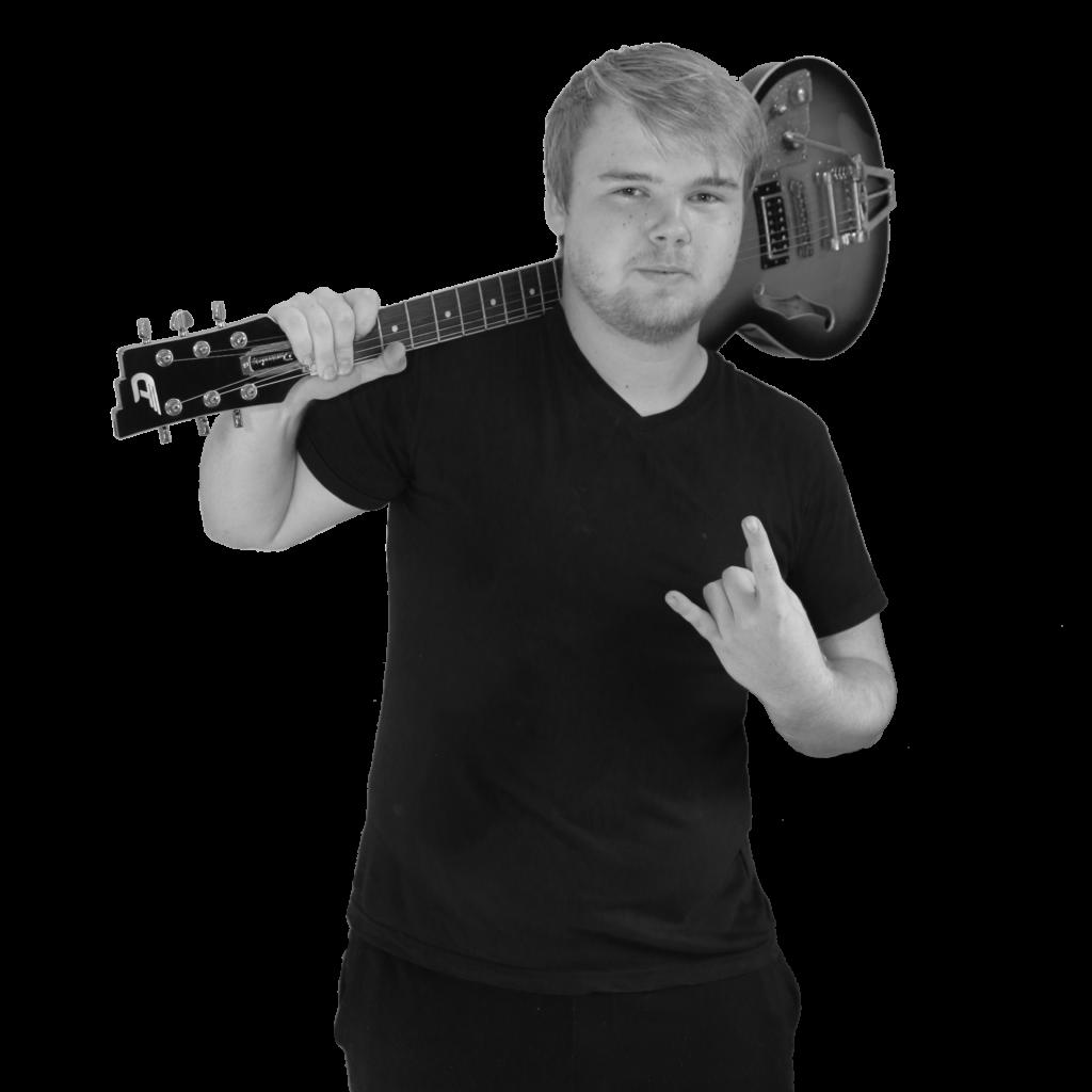 Marius: Lead Gitarre
